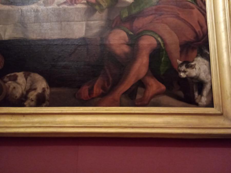 """""""На выставке Ван Гога Пикассо я главный экспонат"""""""