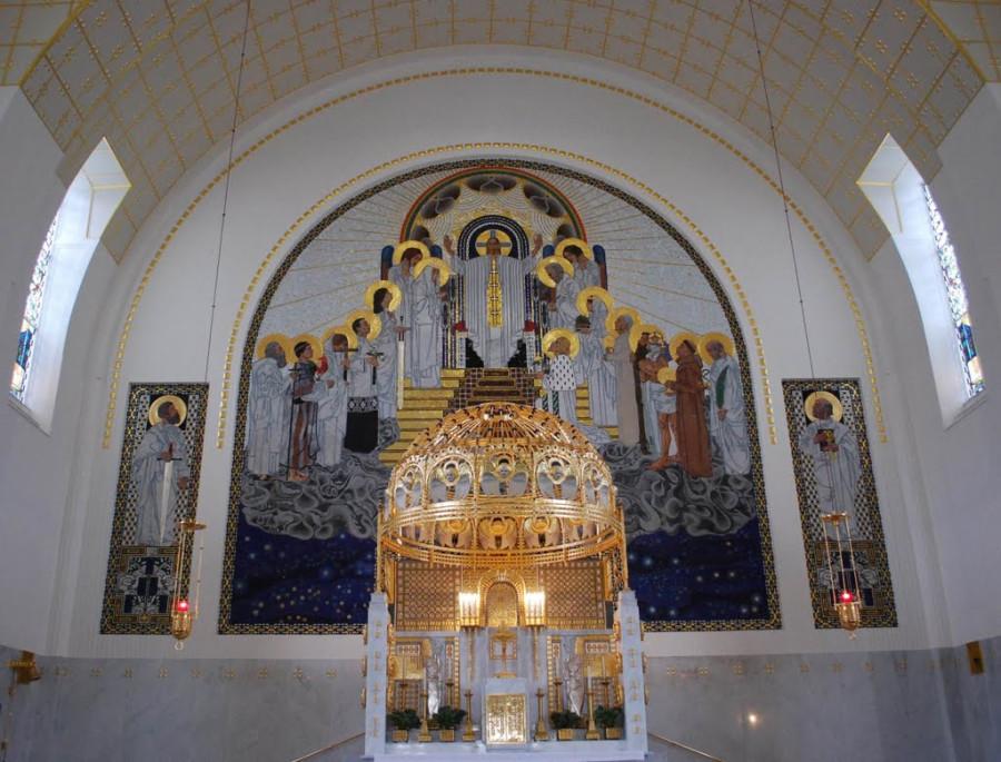 555 altar