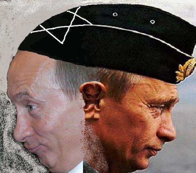 Двуликий Путин