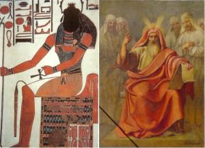 Скарабей-Моисей