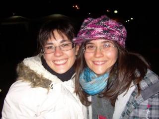 with Luana