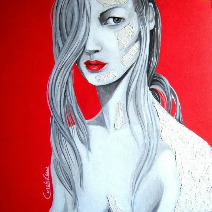 Картины итальянской художницы Джиойи Кордовани (Gioia Cordovani)