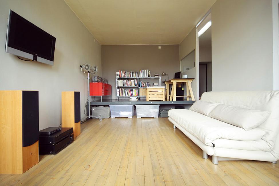 Дизайн квартиры однокомнатной 38 кв.м в современном стиле