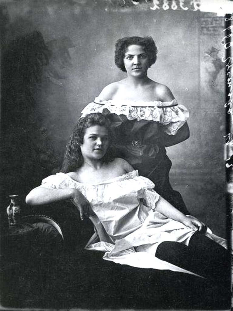 Проститутки в царской России