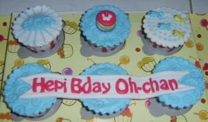 Oh-chan Bday