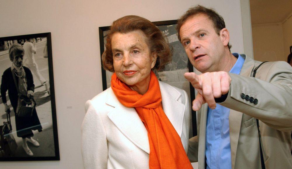 Liliane et Francois