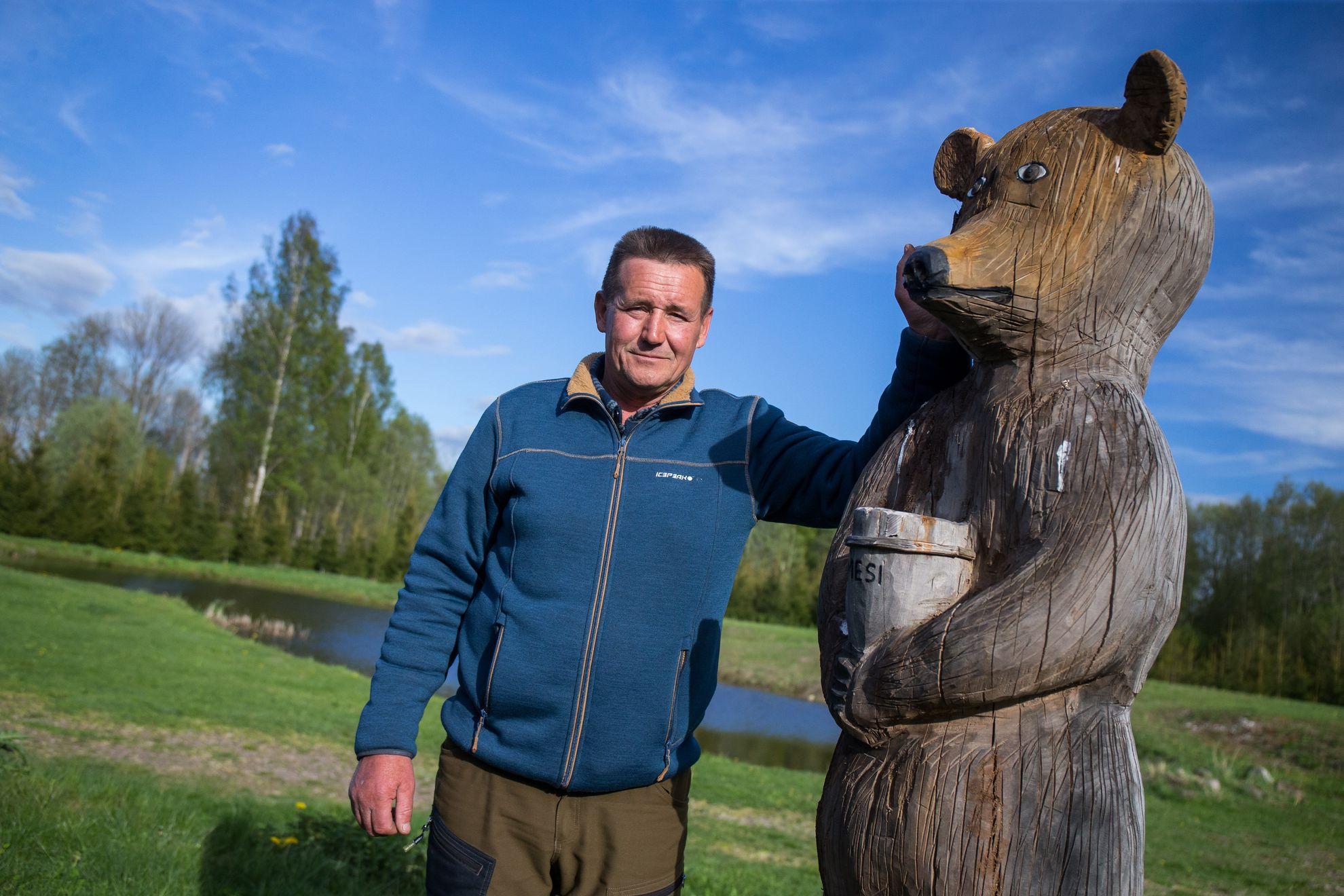 Иво и Медведь