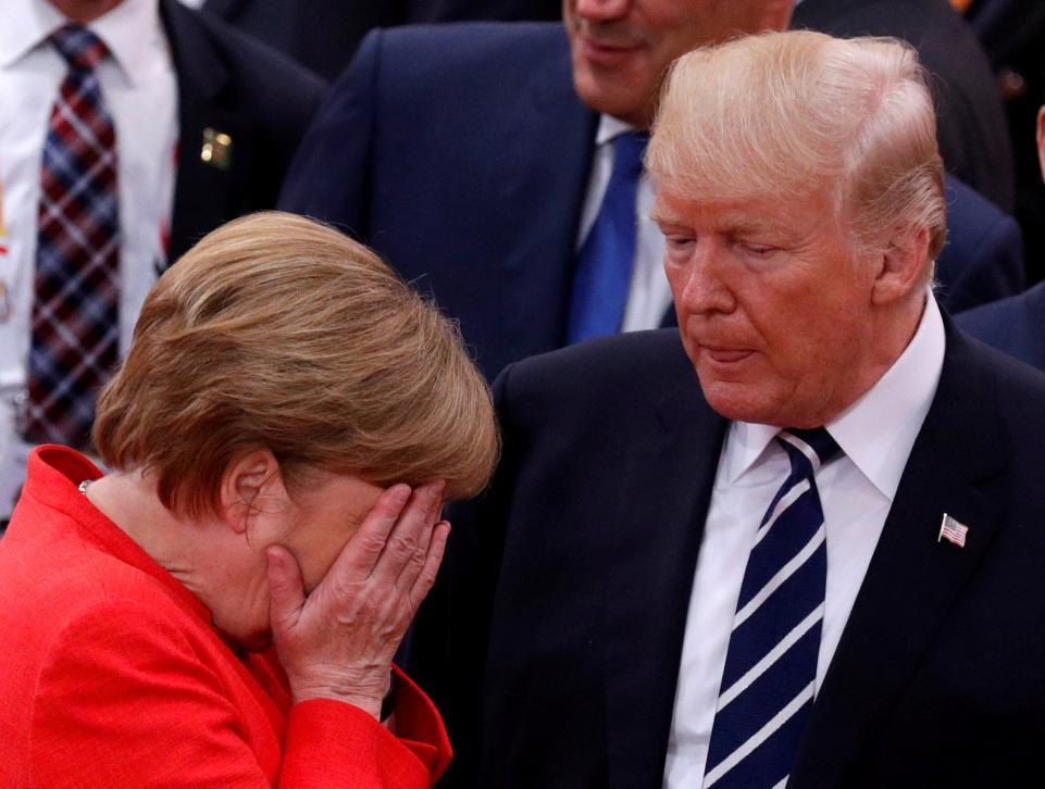 Angela crying