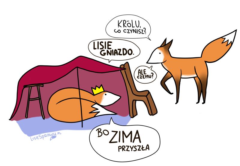 Lisie Gniazdo
