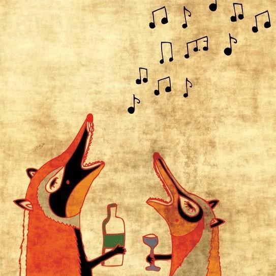 Spiewajace lisy