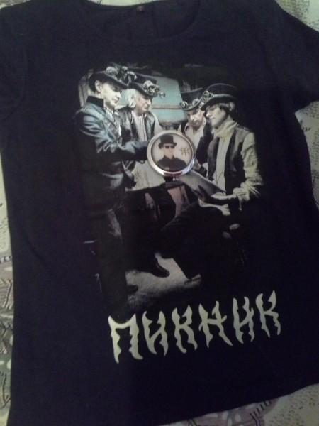 т-shirt piknik