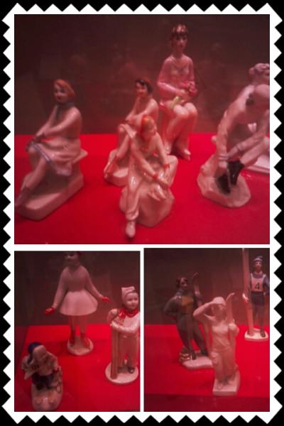 Sov porcelain in Manej