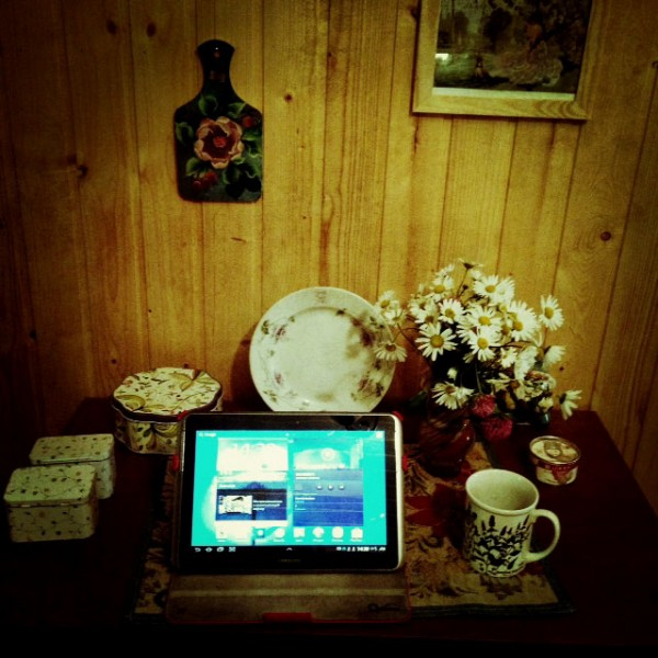 table-with