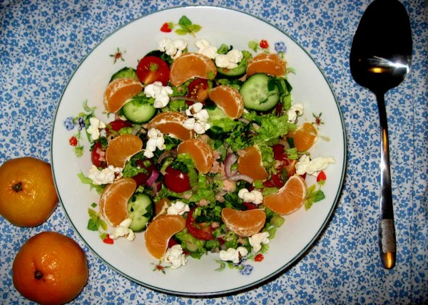 salad-with-tangerine