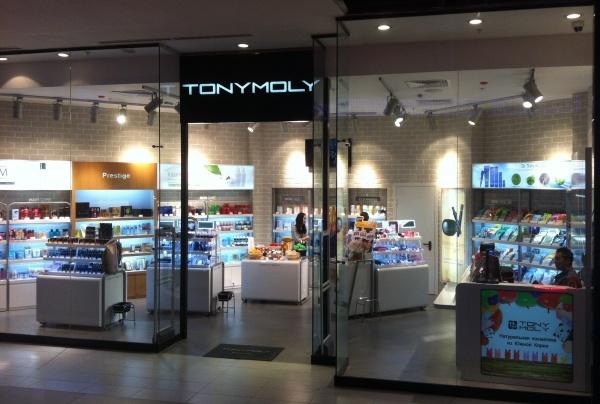 Магазин косметики в москве tony moly