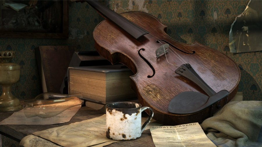 26a-beautiful-old-violin