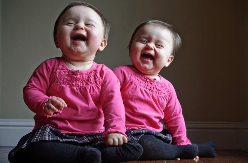 Проспал, прикольные картинки близнецы