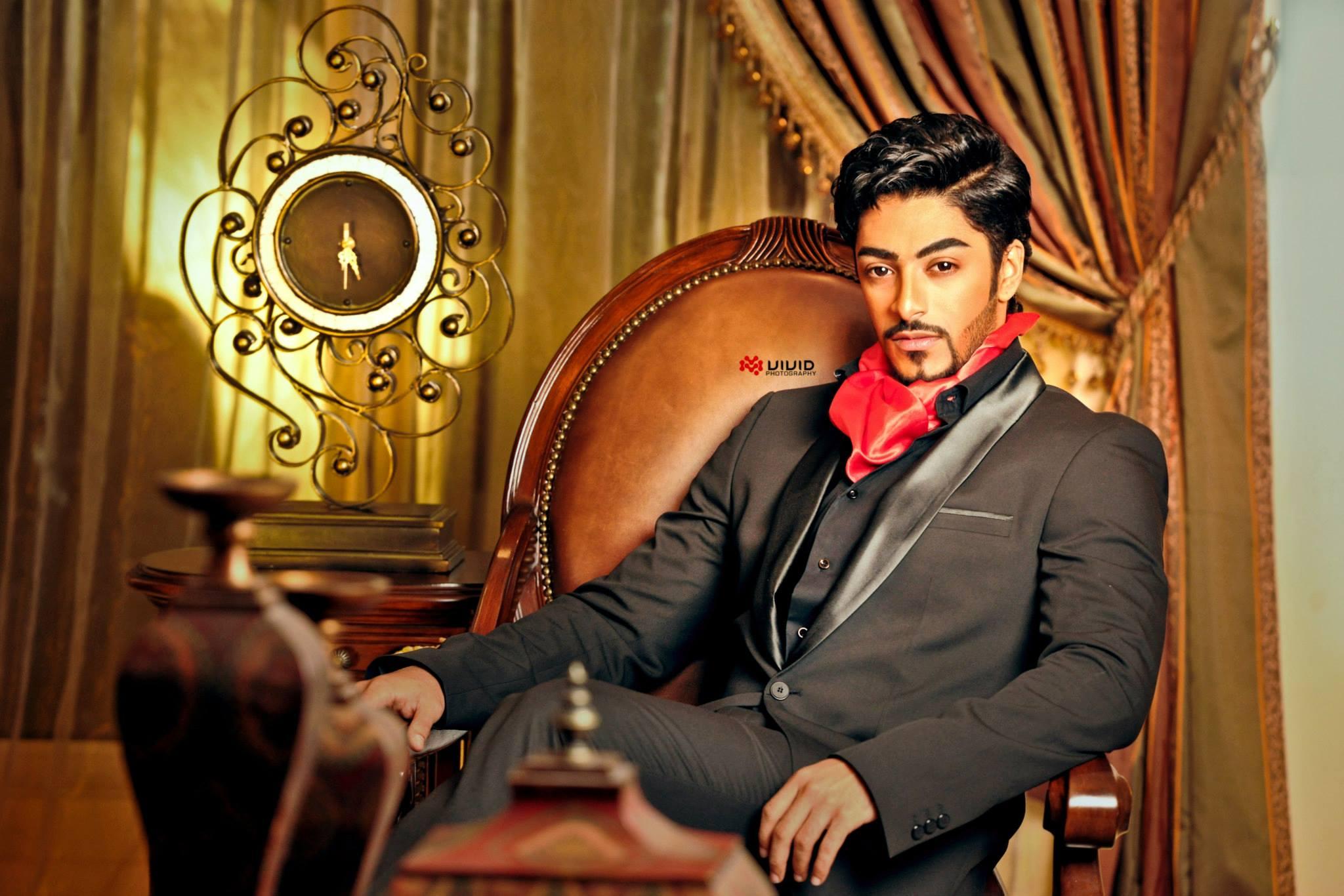 Мужчины - арабы удивительной красоты: 9 фото