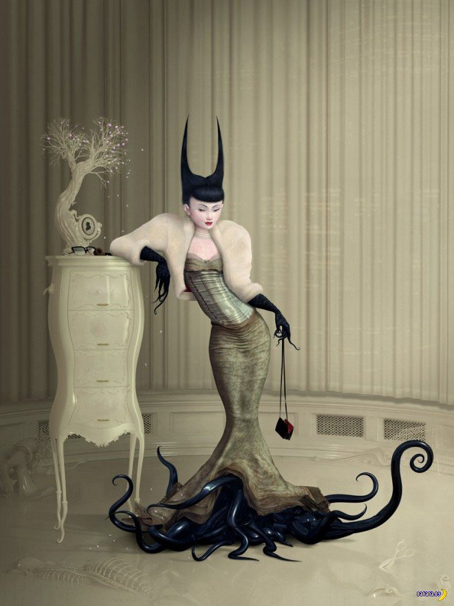 1377771488_3-silent-partner-painting-by-ray-caesar.preview
