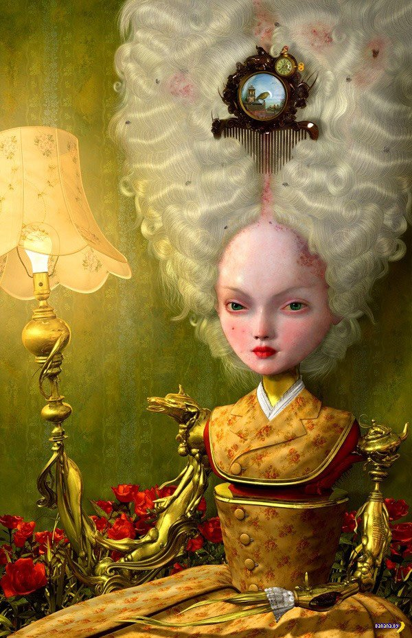 1377771543_5-messenger-painting-by-ray-caesar