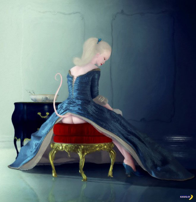1377771528_12-affectation-painting-by-ray-caesar