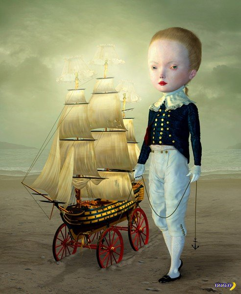 1377771592_14-sweet-victory-painting-by-ray-caesar
