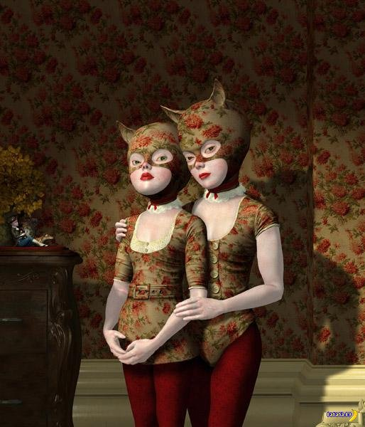 1377771579_19-wall-flowers-painting-by-ray-caesar