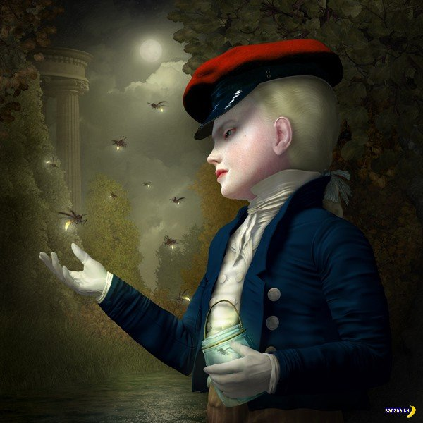 1377771532_20-fire-flies-painting-by-ray-caesar