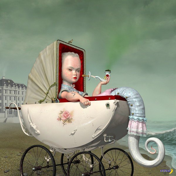 1377771537_24-castor-painting-by-ray-caesar