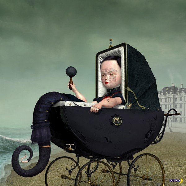 1377771582_25-pollux-painting-by-ray-caesar