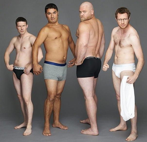 фото мужиков в трусах