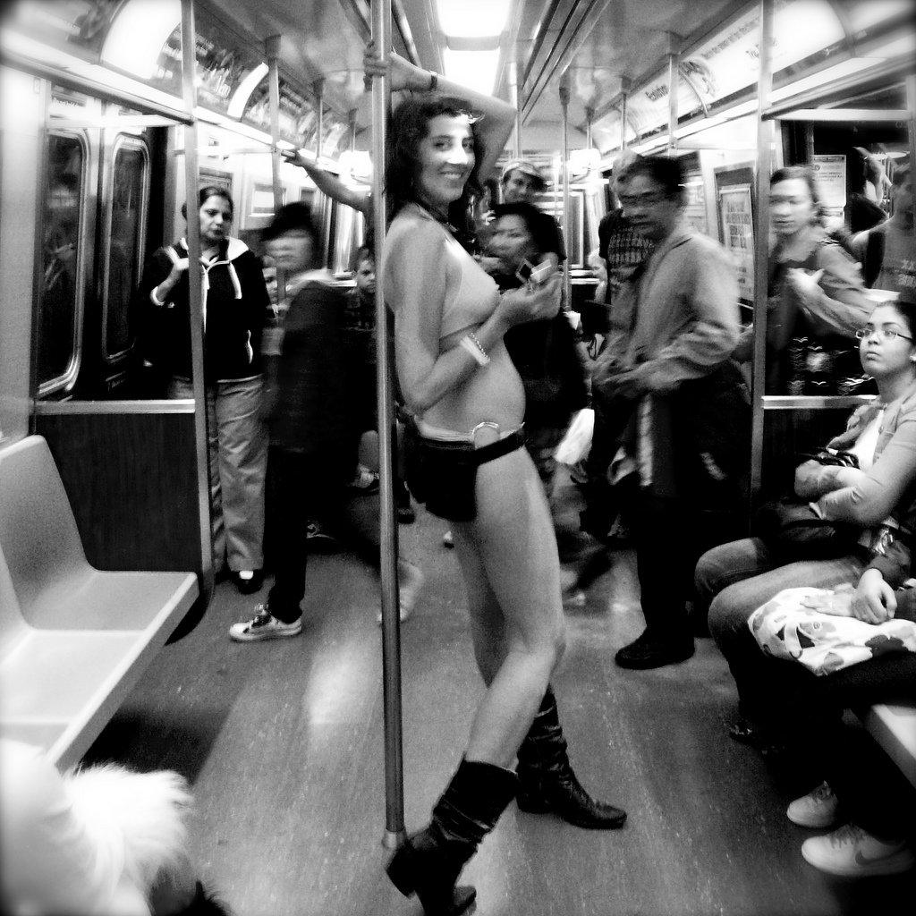 знакомство в метро рассказ