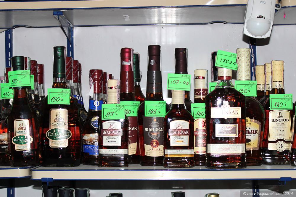 Дешевый Алкоголь