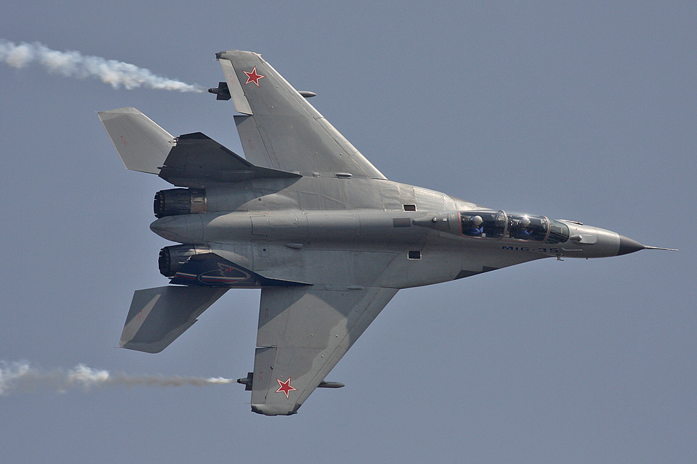 Mig-35 Russian Fighter Jet 11