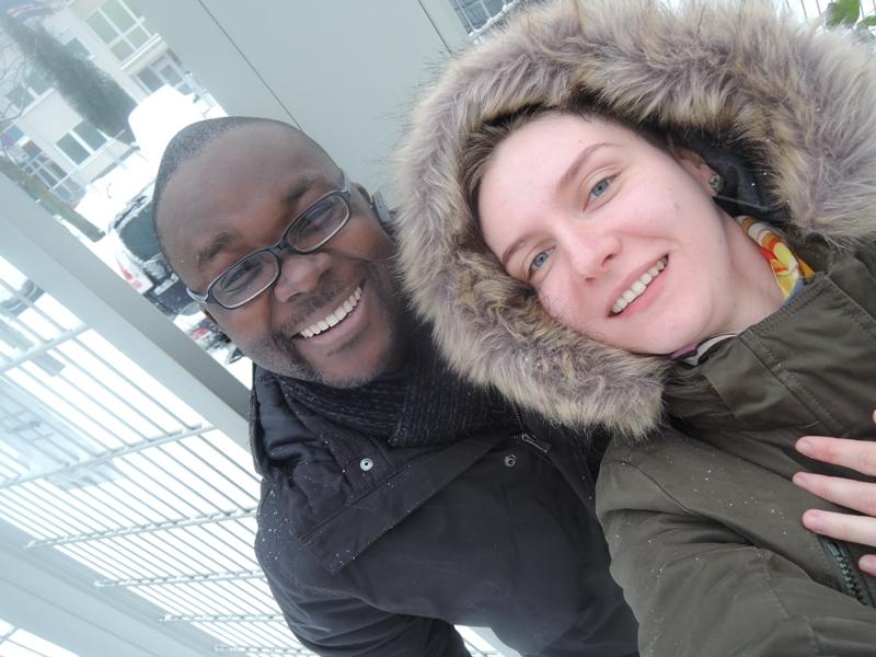 Один день переводчицы в Берлине
