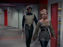 Klingons on enterprise