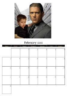 Prison Break - February 2010