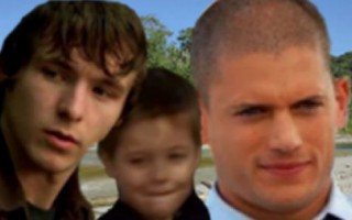 Prison Break - Michael, MJ and LJ