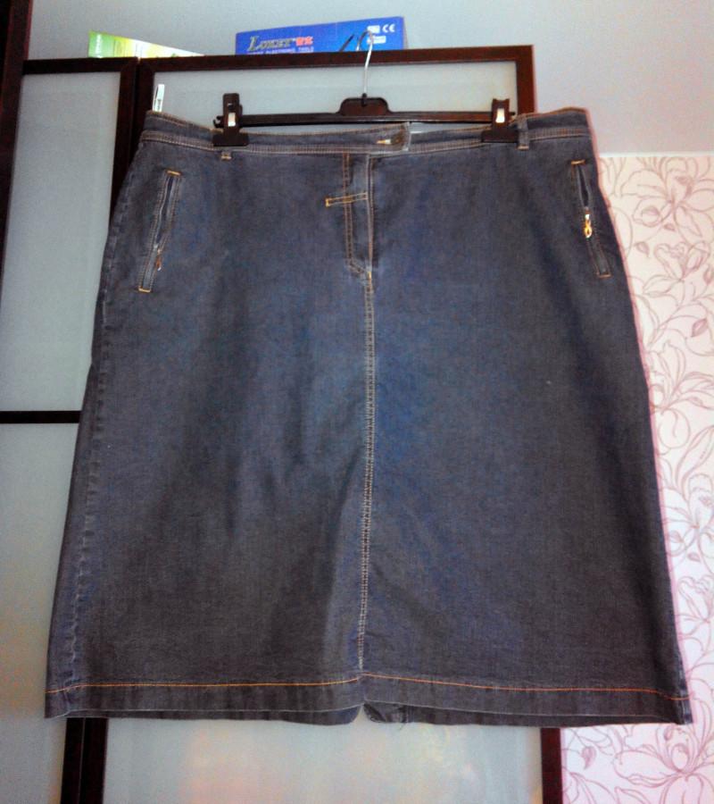 Таблица размеров джинсовых курток