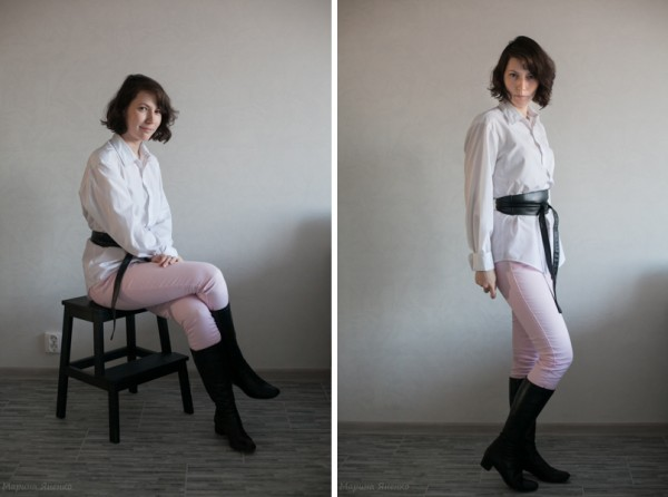 пастельная одежда для зимы и весны