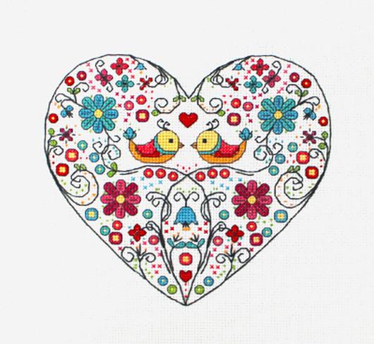 сердце орнамент1