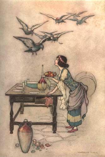 The Twelve Doves