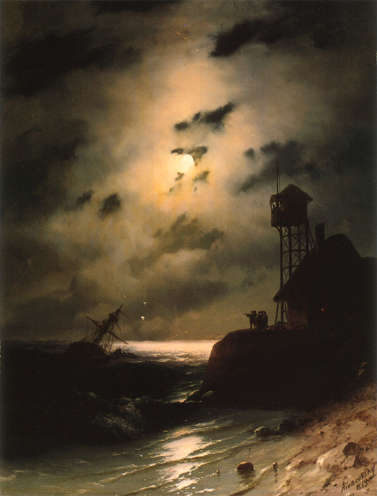 Moonlit_Seascape_With_Shipwreck