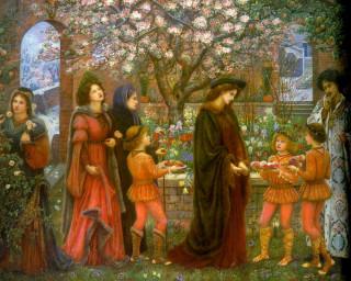 Stillman:  Enchanted Garden