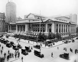 NYPL in 1915