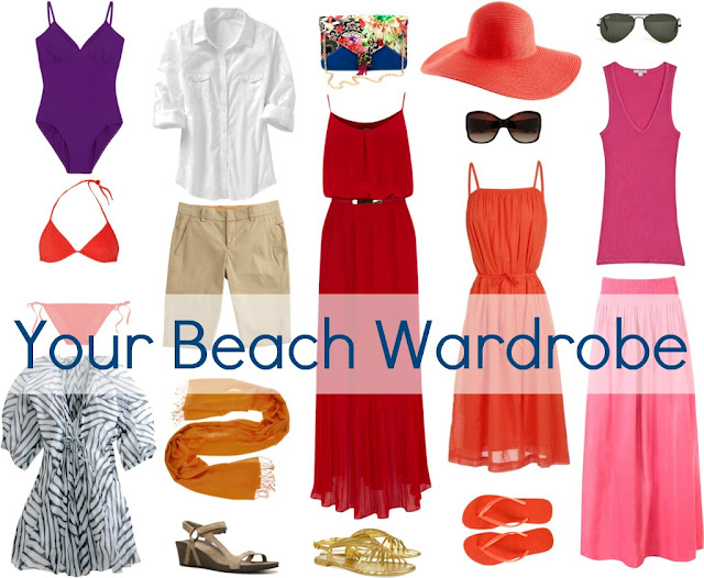 beach  vacation  wardrobe