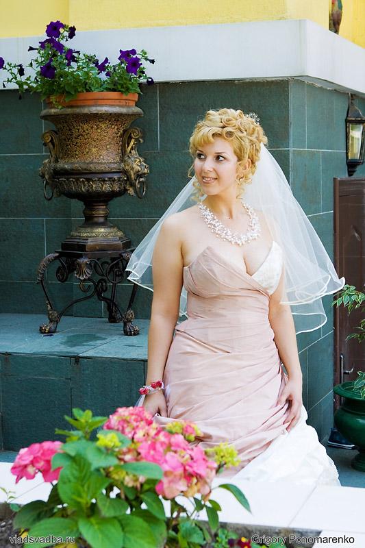 Любительские фотки невест размер