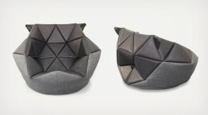 Marie-Bean-Bag-Chair победитель конкурса интерьеров, новое кресло-мешок, new beanbag