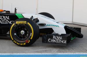 Force India VJM07_2