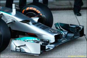 Mercedes F1 W05_2
